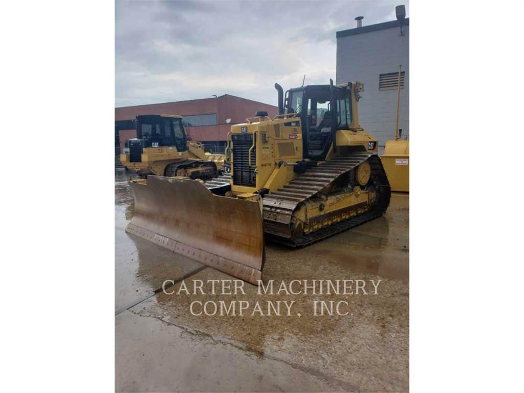 Caterpillar D6NLGP ARO, Tratores de rastos, Equipamentos Construção