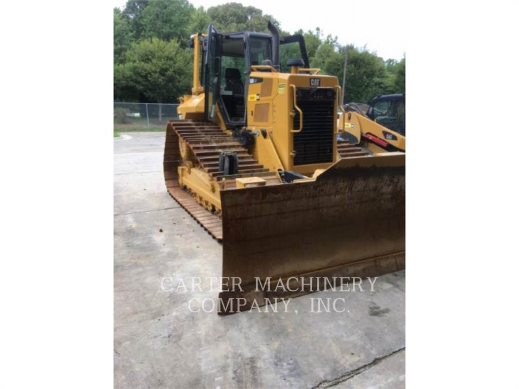 Caterpillar D6NLGP CGC, Dozers, Construction