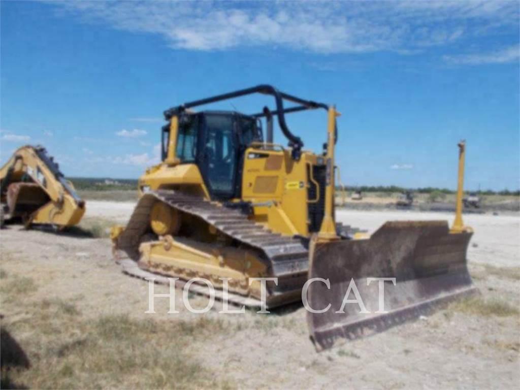 Caterpillar D6NLGP, Bulldozers, Bouw