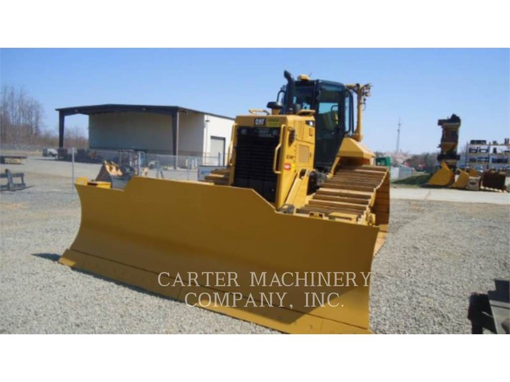 Caterpillar D6NLGP GPS, Dozers, Construction