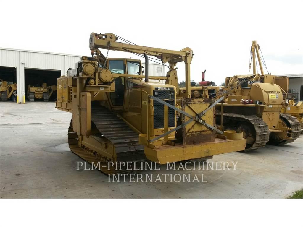 Caterpillar D6NLGP PPLR, Spycharki, Sprzęt budowlany