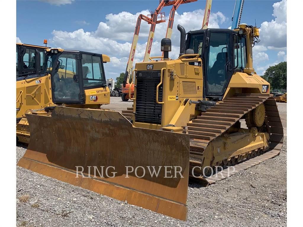 Caterpillar D6NLGPEW, Crawler dozers, Construction