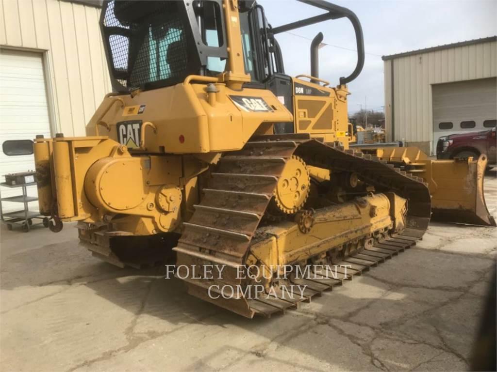Caterpillar D6NLGPVPA, Crawler dozers, Construction