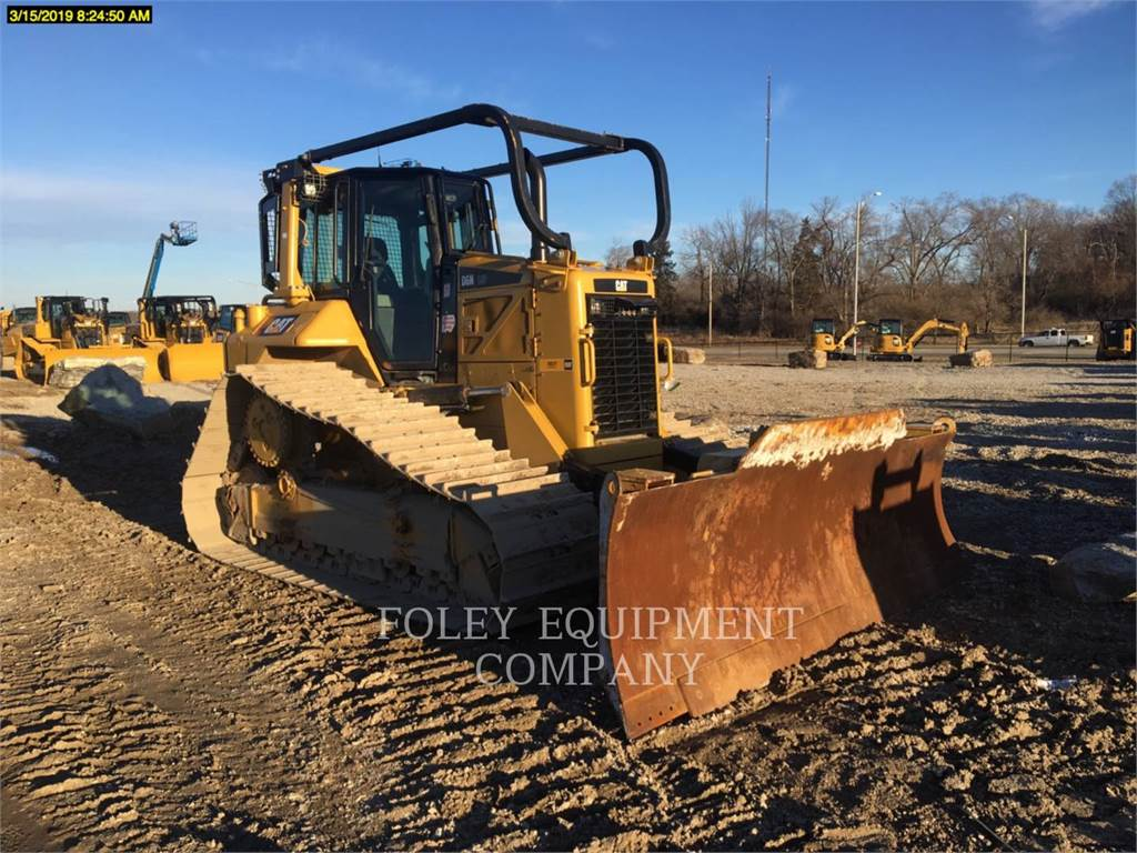 Caterpillar D6NLGPVPA, Dozers, Construction