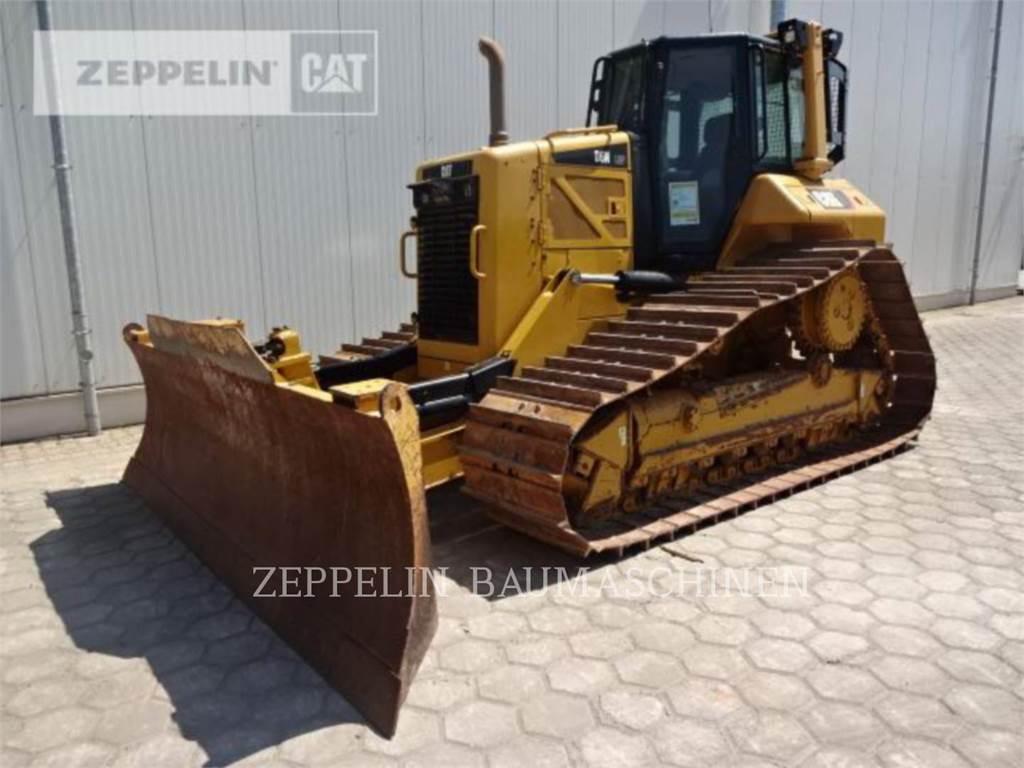 Caterpillar D6NMP, Tratores de rastos, Equipamentos Construção