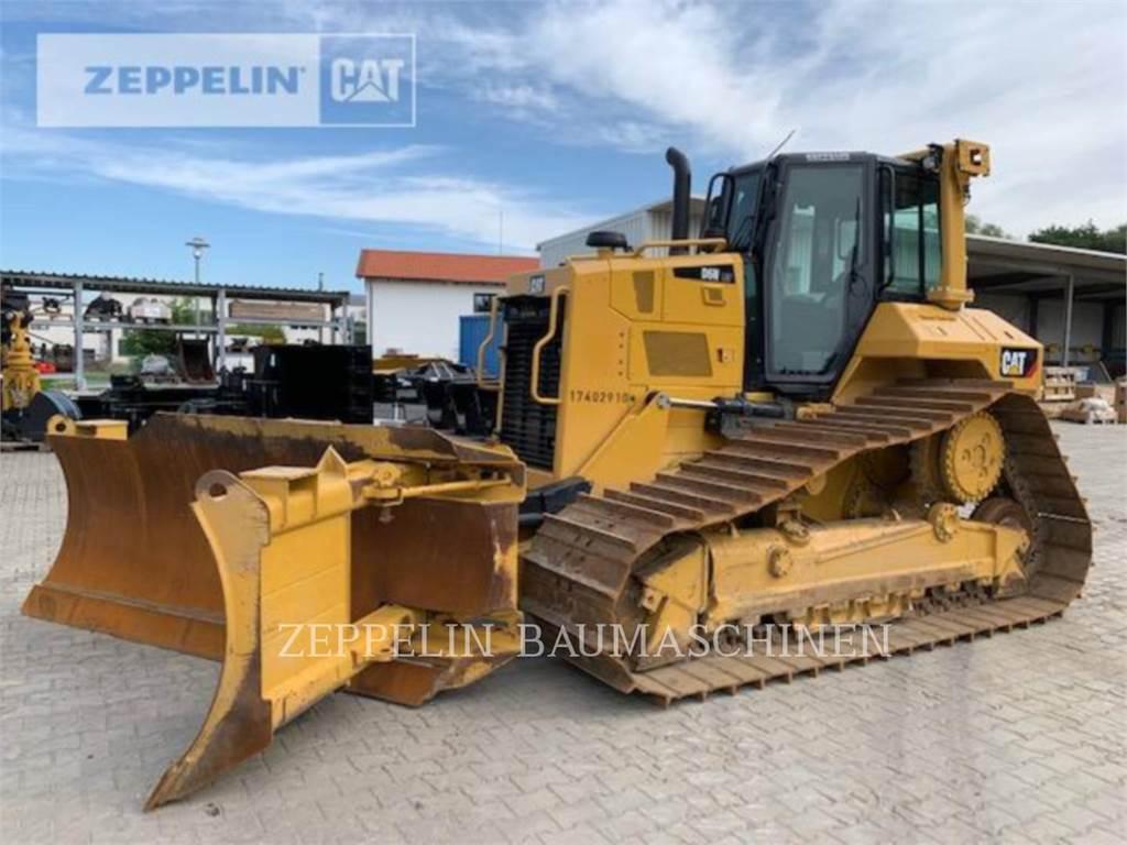 Caterpillar D6NMP, Bulldozers, Construcción