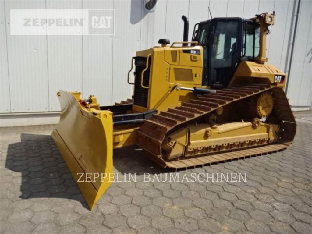 Caterpillar D6NMP, Dozers, Construction