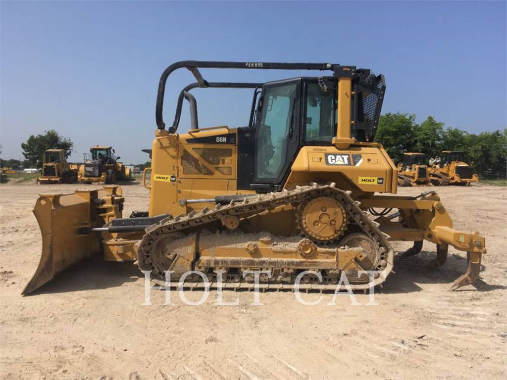 Caterpillar D6NXL, Bulldozers, Attrezzature Da Costruzione