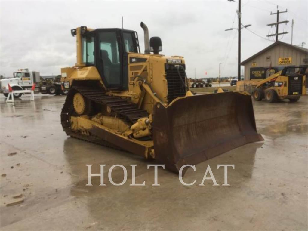 Caterpillar D6NXL, Bulldozers, Bouw