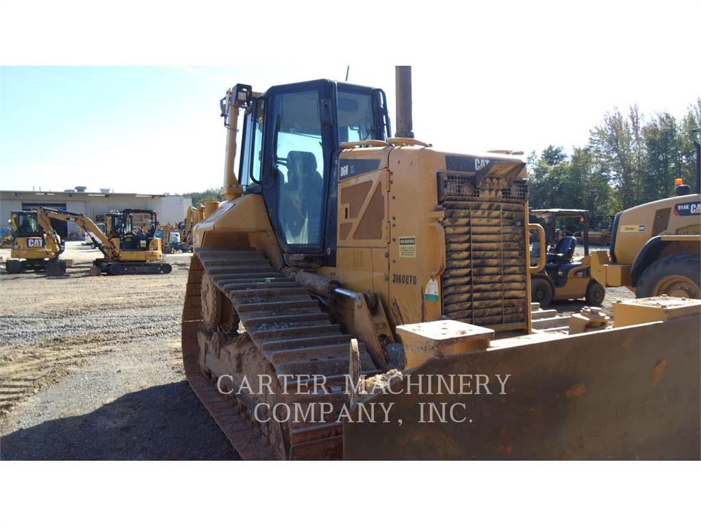 Caterpillar D6NXL, Dozers, Construction