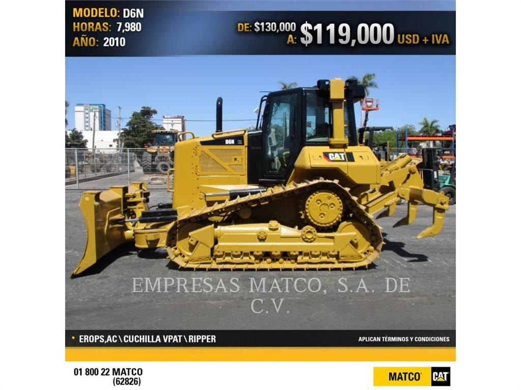 Caterpillar D6NXL, Bulldozer, Équipement De Construction