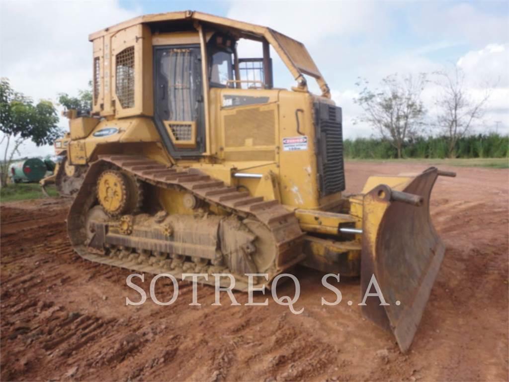 Caterpillar D6NXL, Bulldozers, Construcción