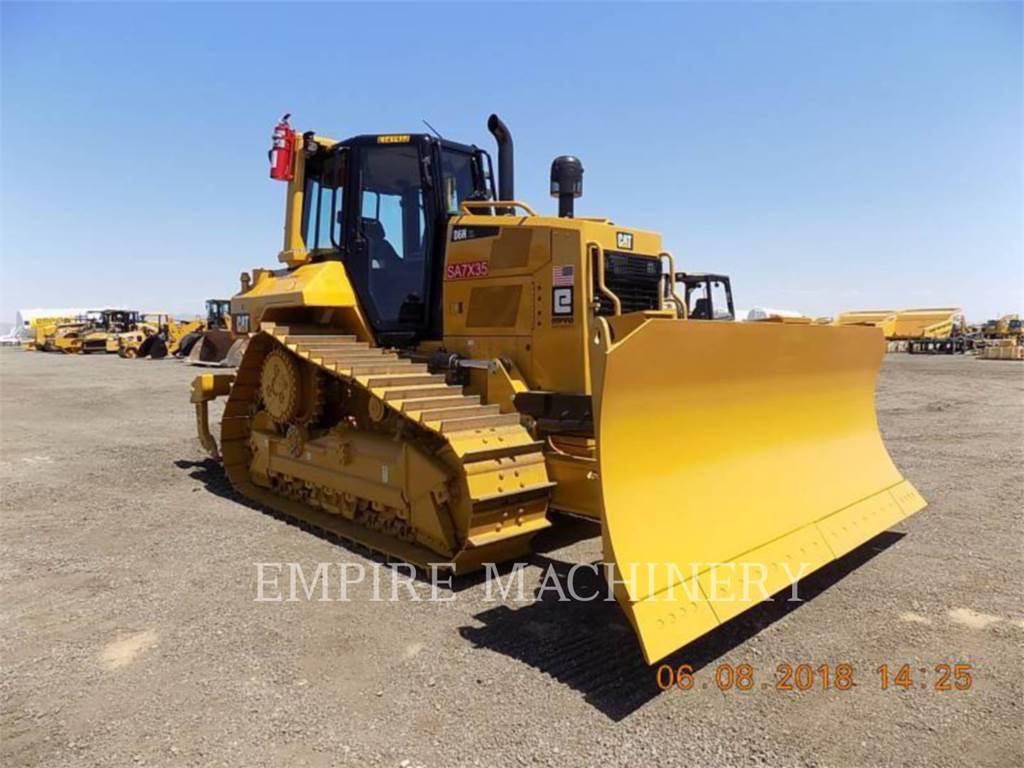 Caterpillar D6NXL, Dozers, Construction