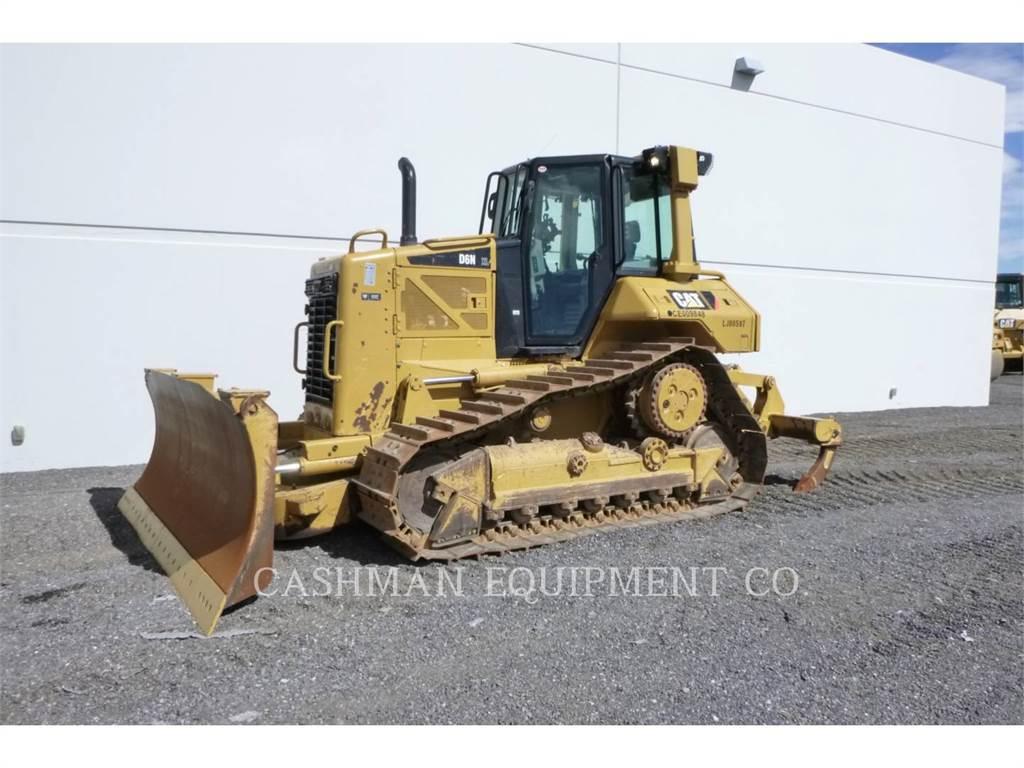 Caterpillar D6NXL, Buldozere, Constructii