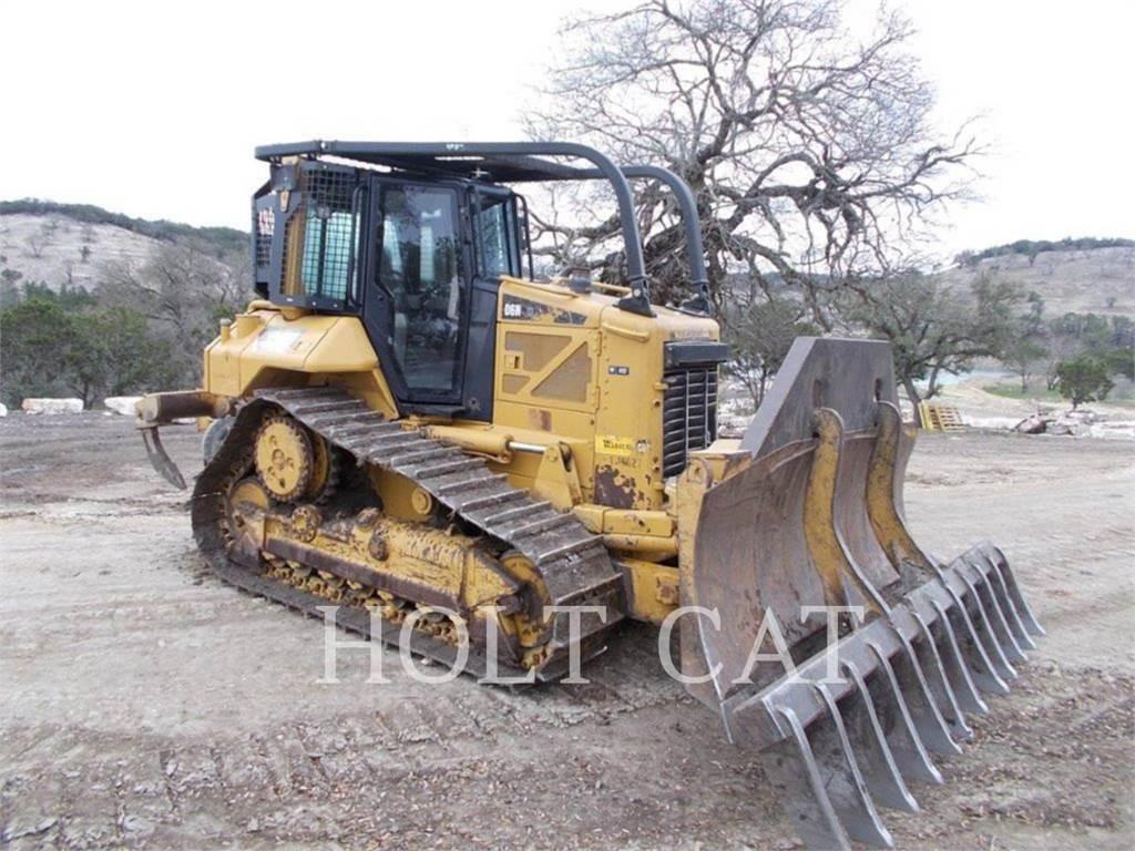 Caterpillar D6NXL, Spycharki, Sprzęt budowlany