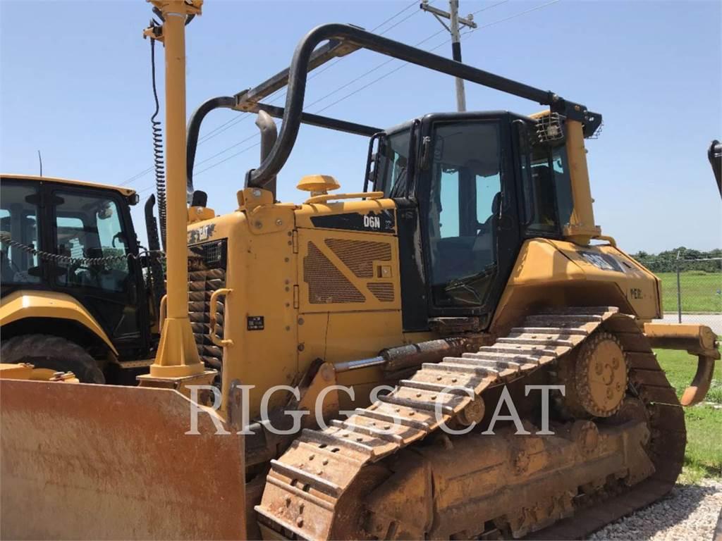 Caterpillar D6NXL AG, Buldozere, Constructii