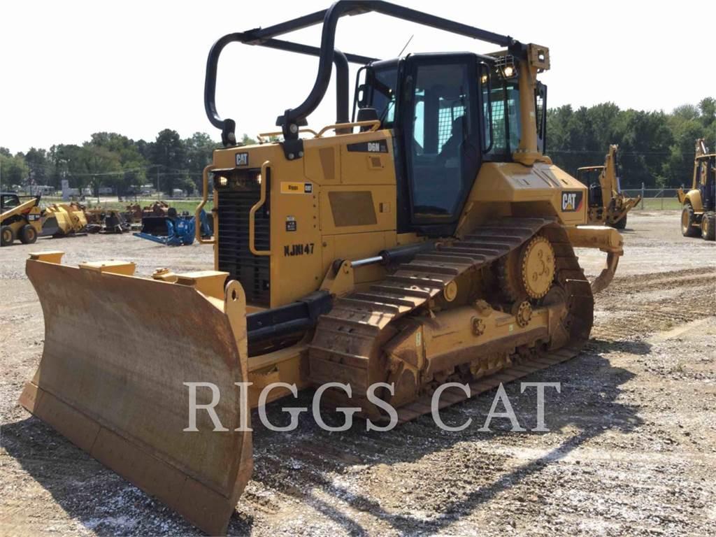 Caterpillar D6NXL AG, Planierraupen, Bau-Und Bergbauausrüstung