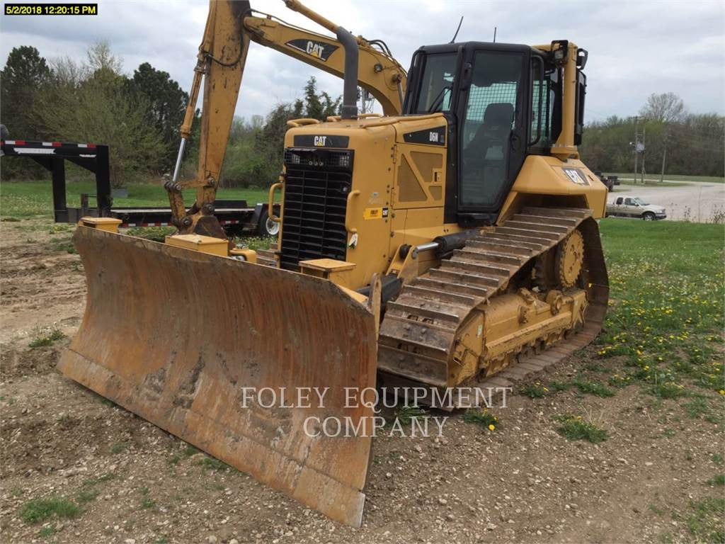Caterpillar D6NXLVPA, Dozers, Construction