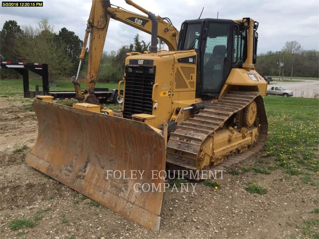 Caterpillar D6NXLVPA, Bulldozers, Construcción