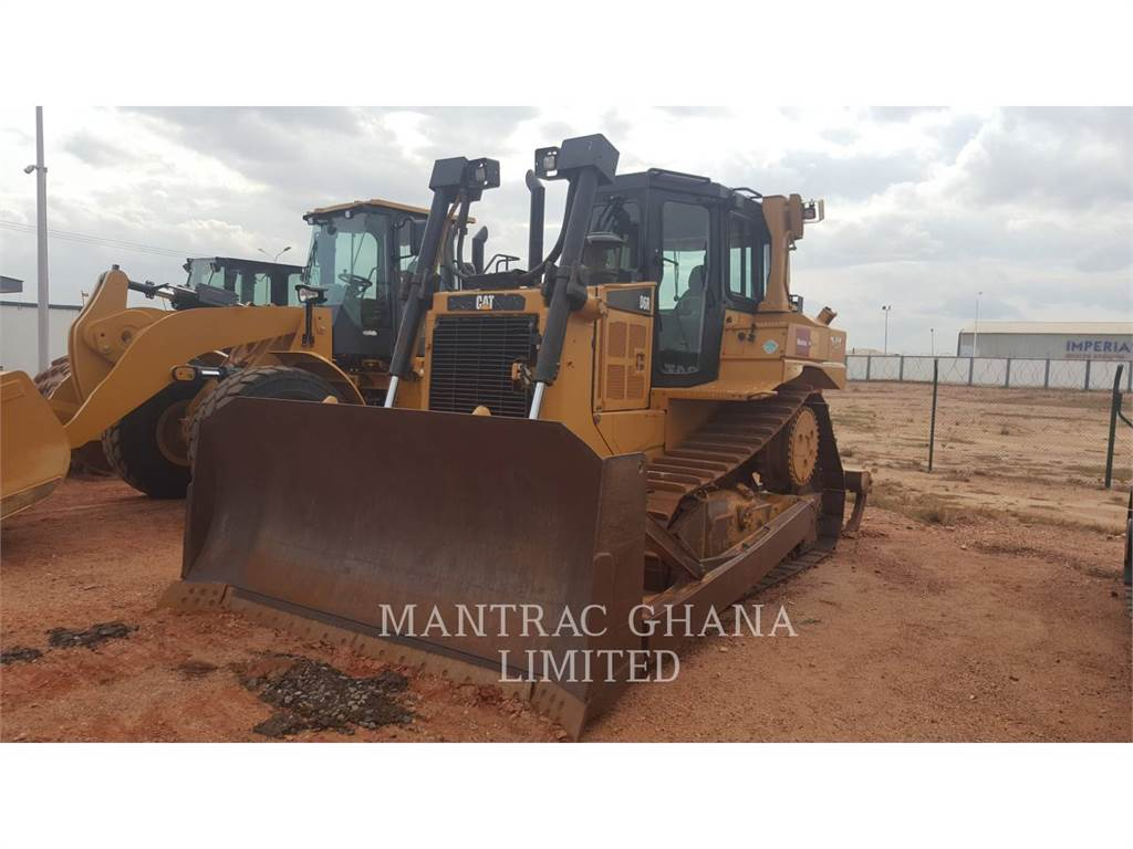 Caterpillar D6R, Planierraupen, Bau-Und Bergbauausrüstung