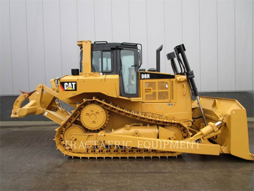 Caterpillar D6R, Bulldozer, Équipement De Construction