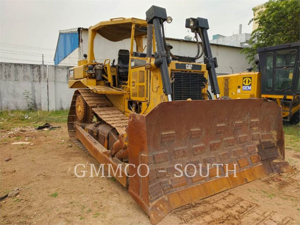 Caterpillar D6R, Dozers, Construction