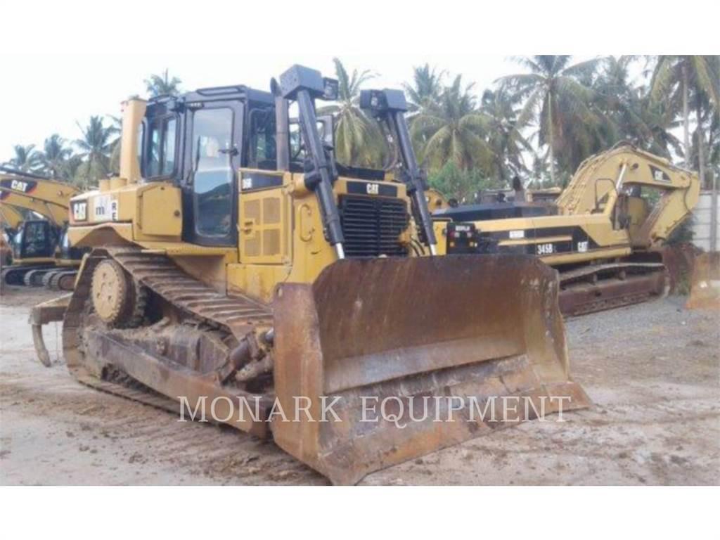 Caterpillar D6R, Bulldozers, Attrezzature Da Costruzione