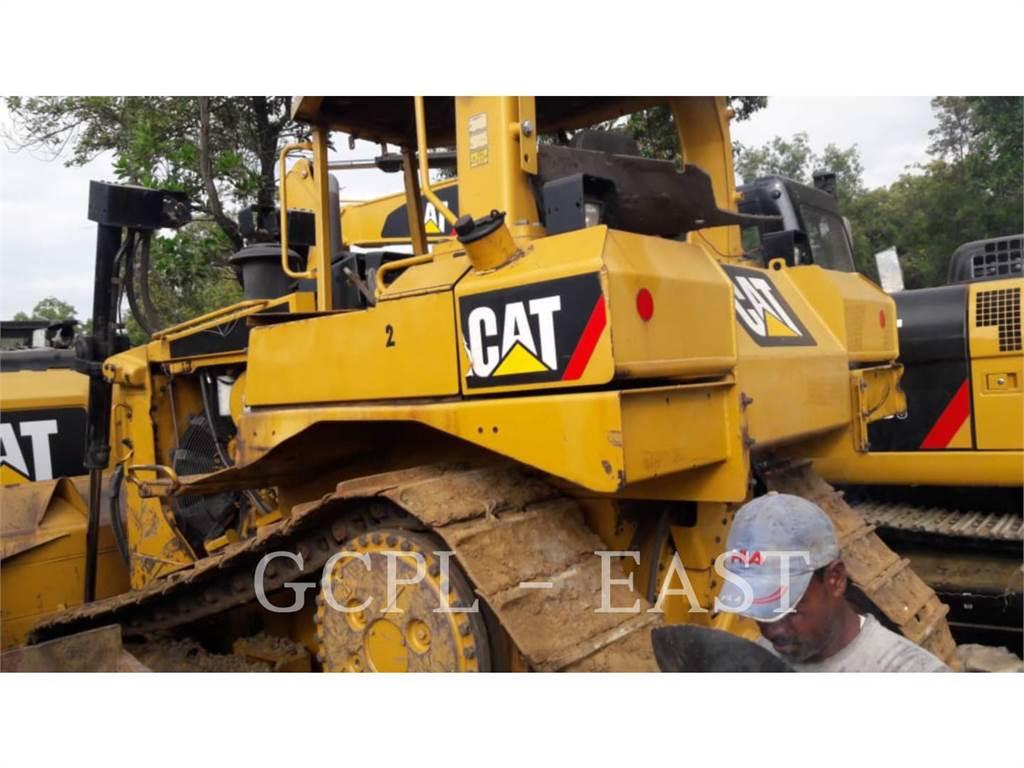 Caterpillar D6R, Buldozere, Constructii