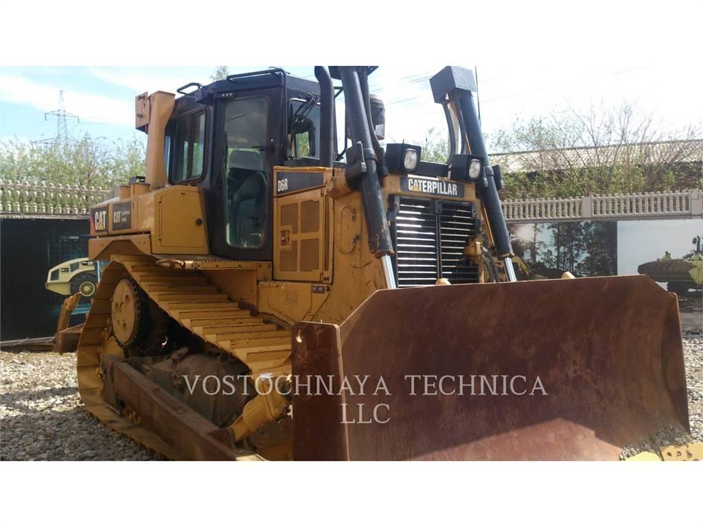 Caterpillar D6R, Tratores de rastos, Equipamentos Construção