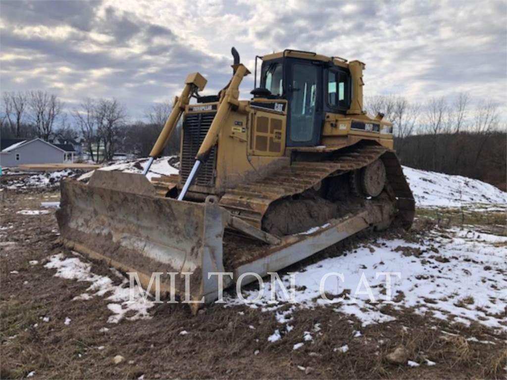 Caterpillar D6R LGP, Bulldozers, Bouw