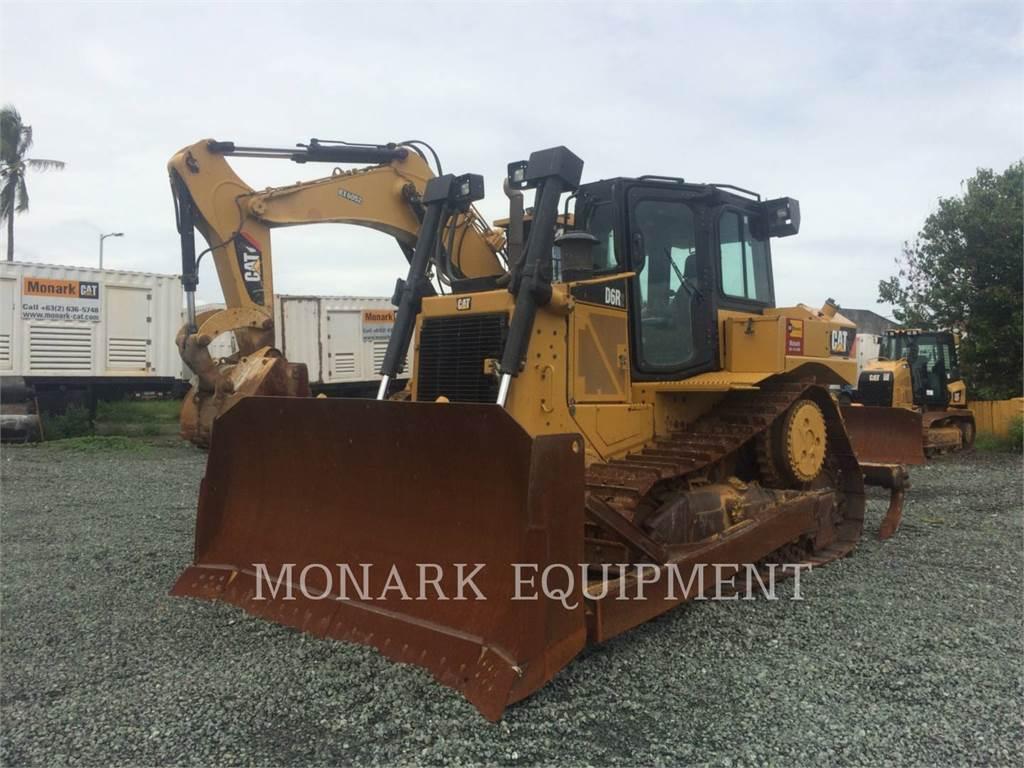 Caterpillar D6R2, Bulldozers, Construcción