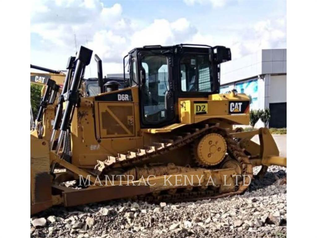 Caterpillar D6R2, Dozers, Construction