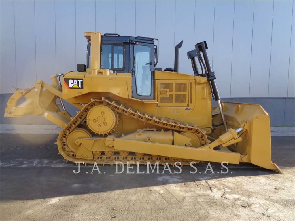 Caterpillar D6R2、推土机、建筑设备
