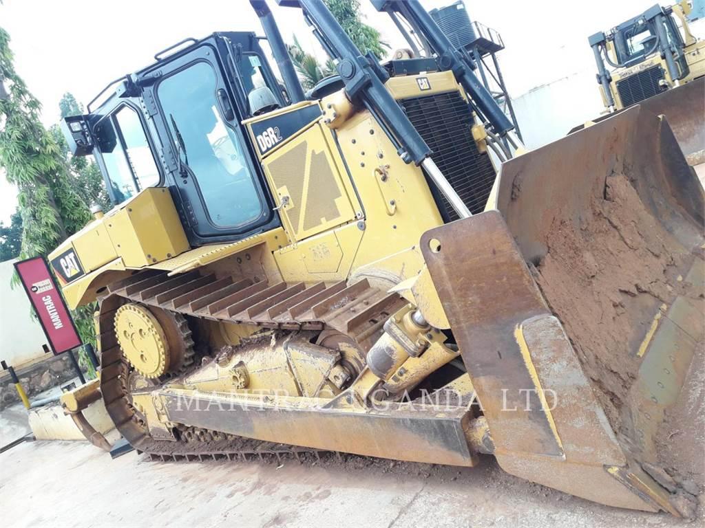 Caterpillar D6R2, Crawler Bulldozer, Bau-Und Bergbauausrüstung