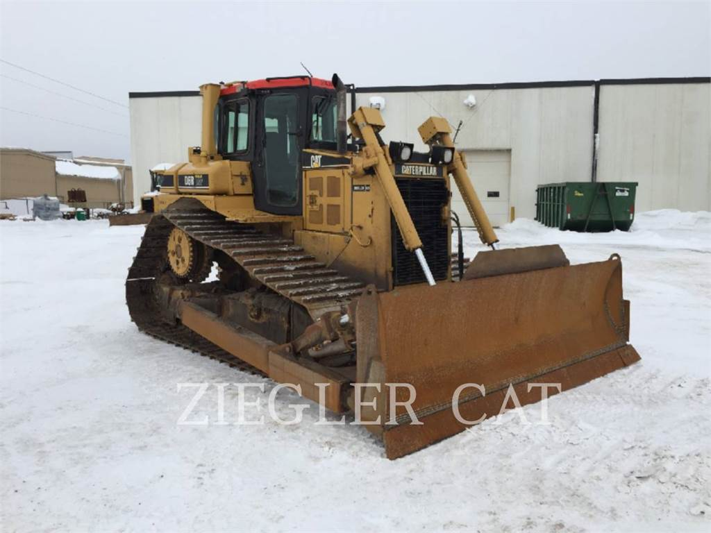 Caterpillar D6RDSIILGP, Dozers, Construction