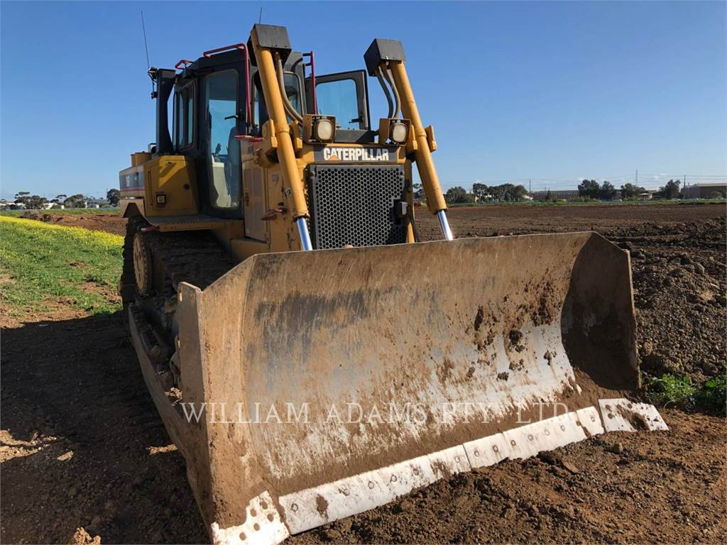 Caterpillar D6RIII, Bulldozer, Équipement De Construction