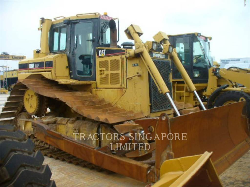 Caterpillar D6RIIILGP, Bulldozer, Équipement De Construction
