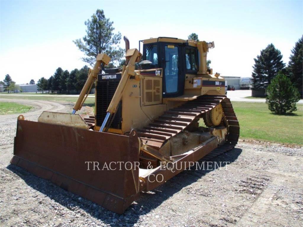 Caterpillar D6RIIILGP、ブルドーザー、建設