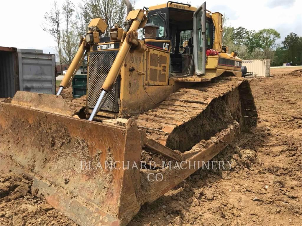 Caterpillar D6RIIILGP, Bulldozers, Attrezzature Da Costruzione