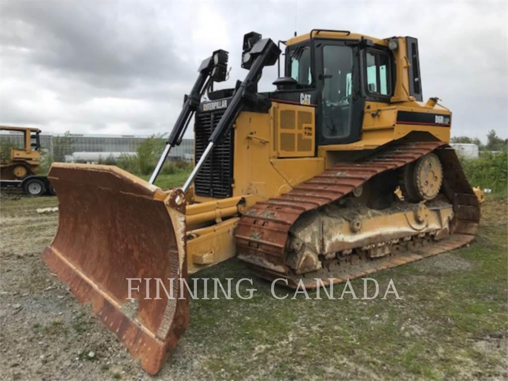 Caterpillar D6RIIILGPVP, Bulldozers, Construcción