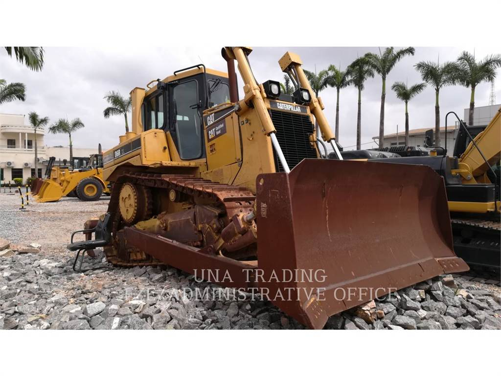 Caterpillar D6RIIIXL, Dozers, Construction