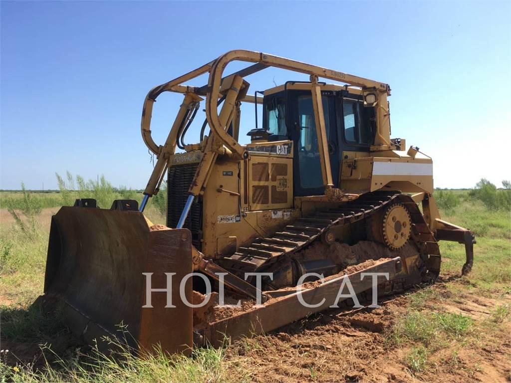 Caterpillar D6RIIIXL, Bulldozers, Bouw