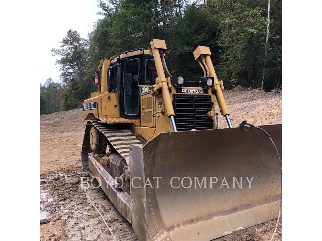 Caterpillar D6RIIIXL, Bulldozers, Construcción