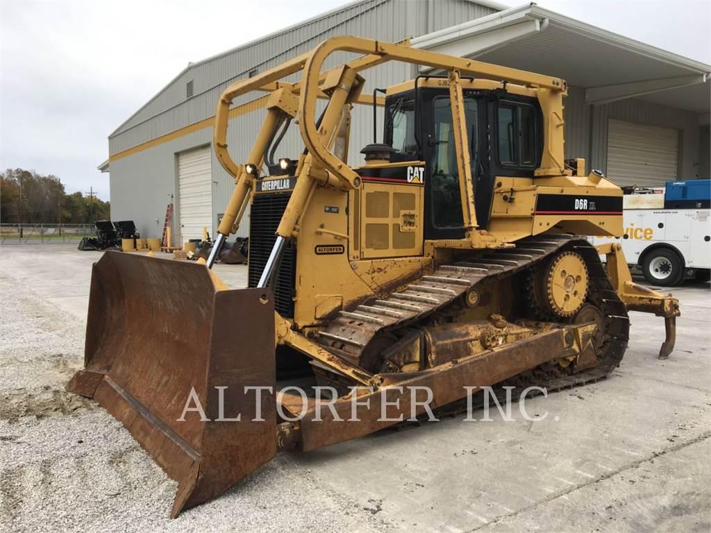 Caterpillar D6RIIIXL, Dozers, Construction