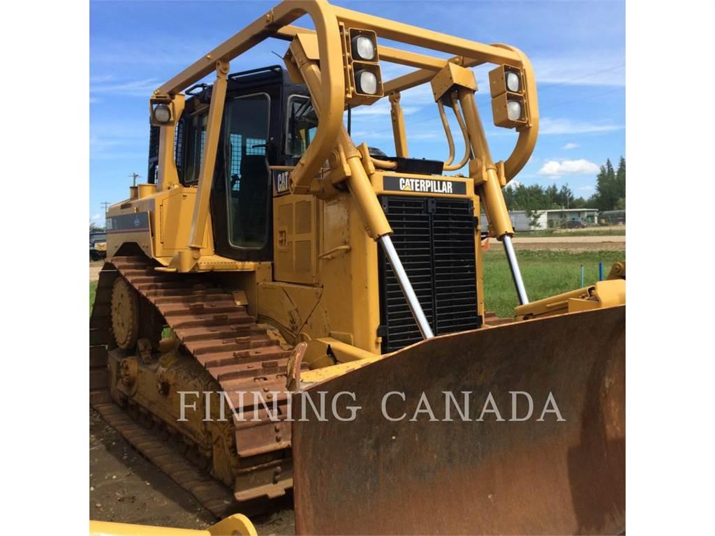 Caterpillar D6RIIIXLVP, Bulldozers, Construcción