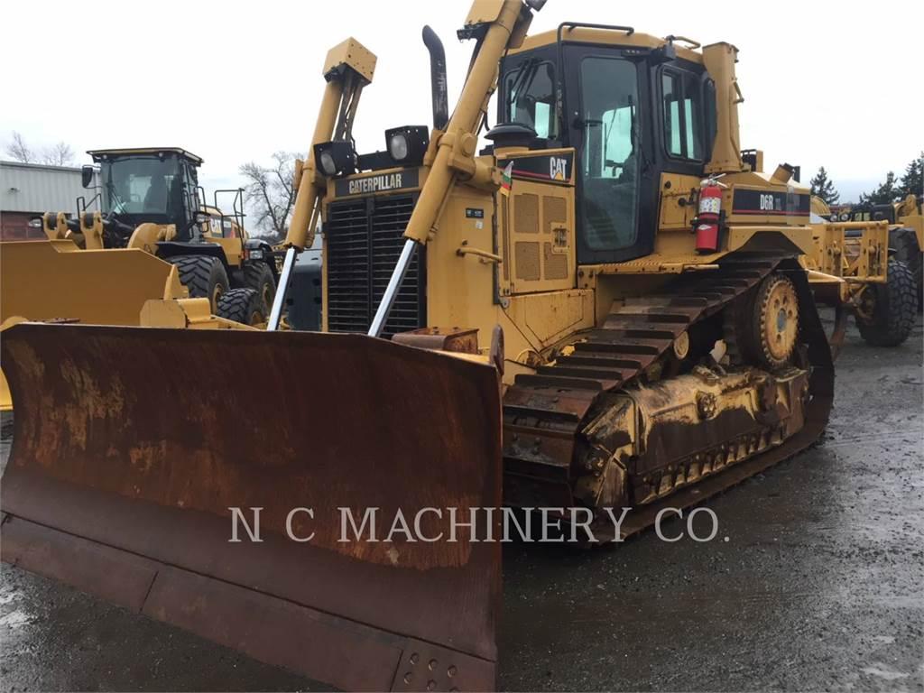 Caterpillar D6RIIIXLVP, Bulldozer, Équipement De Construction