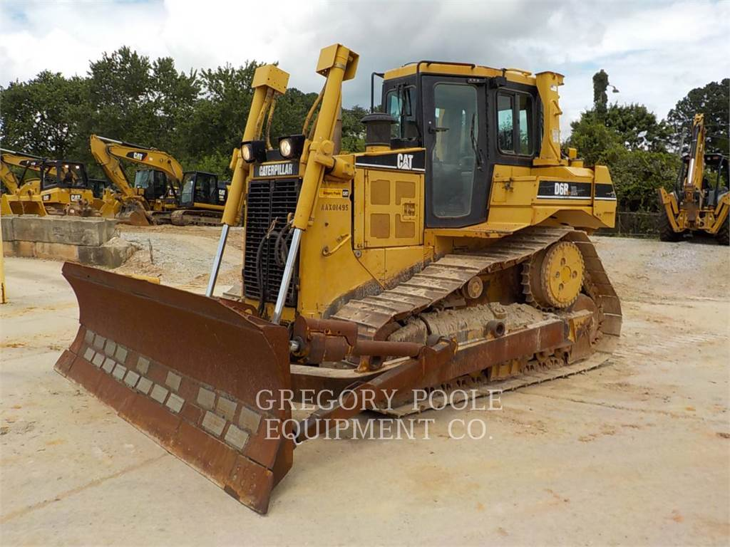 Caterpillar D6RIIXL, Dozers, Construction