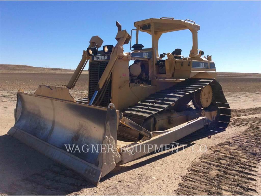 Caterpillar D6RLGP, Bulldozer, Équipement De Construction