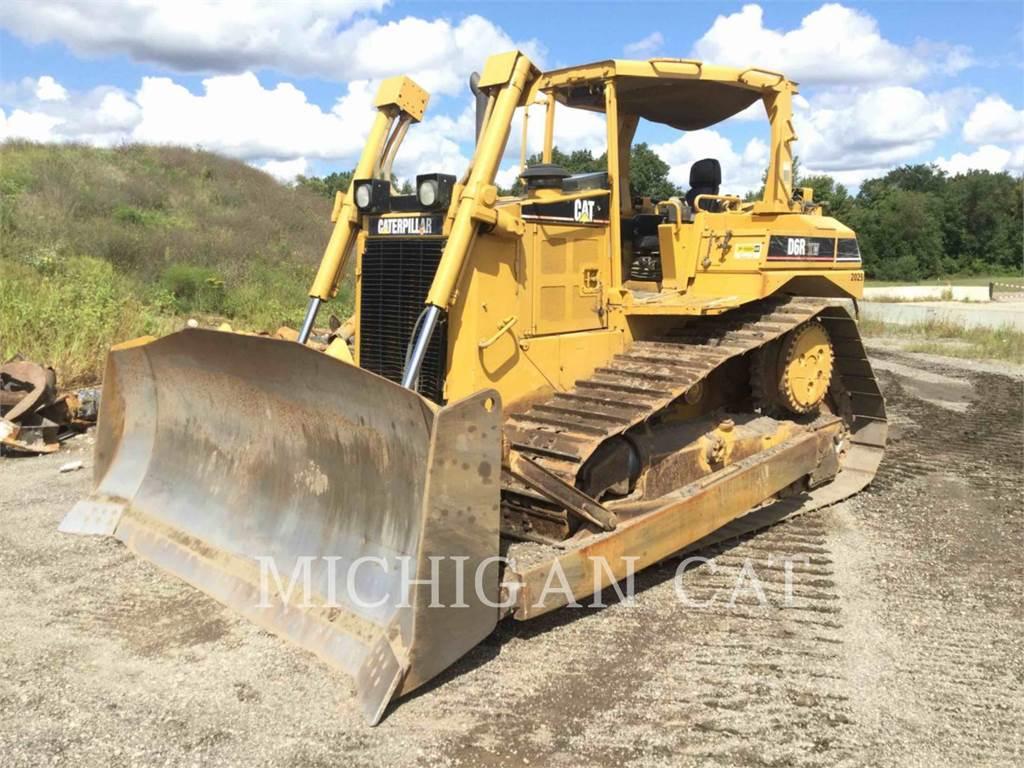 Caterpillar D6RXW, Planierraupen, Bau-Und Bergbauausrüstung