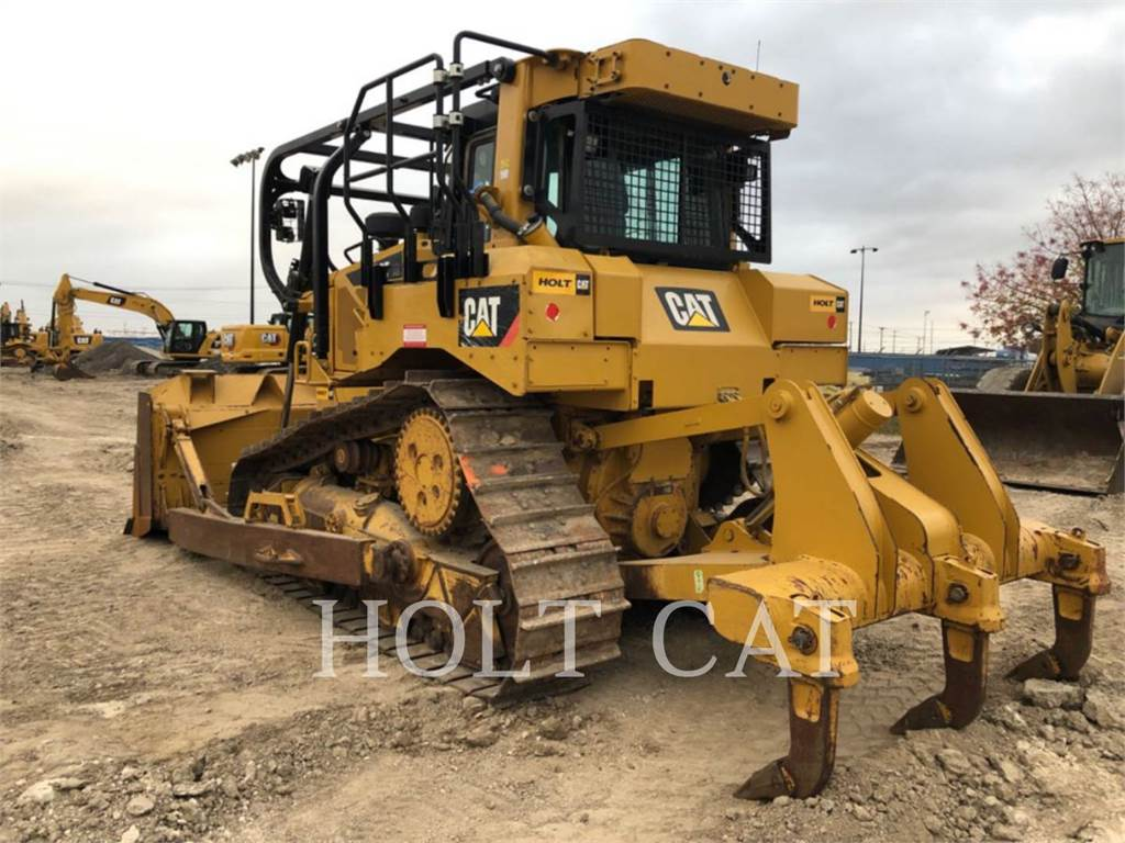 Caterpillar D6T, Bulldozer, Équipement De Construction